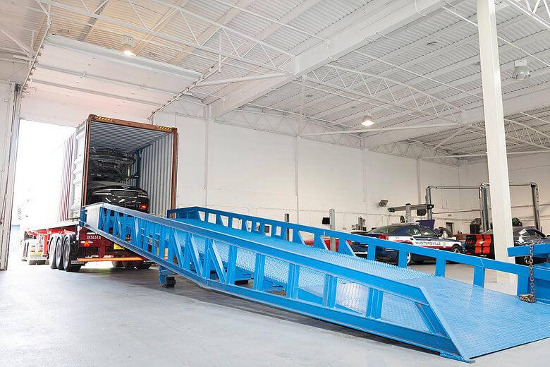 Trans-Rak support new operator ShipMyCar