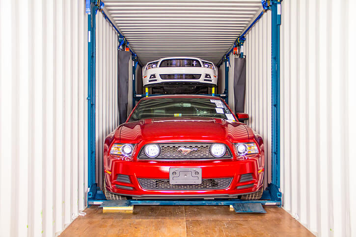 3rd Mustang Loaded